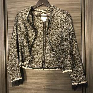 Nougat London Made in Italy wool & silk jacket